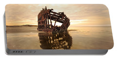 High And Dry, The Peter Iredale Portable Battery Charger
