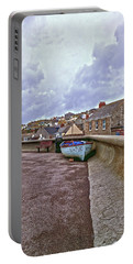 Portable Battery Charger featuring the photograph High And Dry by Anne Kotan