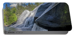 High Falls One Portable Battery Charger by Steven Richardson