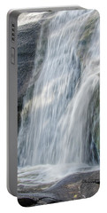 High Falls Three Portable Battery Charger by Steven Richardson