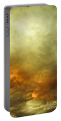 Portable Battery Charger featuring the photograph High Pressure Skyline by Jorgo Photography - Wall Art Gallery