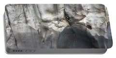 High Water Mark Rock Art By Kaylyn Franks Portable Battery Charger