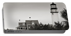 Highland Light At Cape Cod Portable Battery Charger