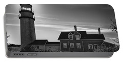 Highland Lighthouse Bw Portable Battery Charger