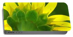 Highlight Sunflower Portable Battery Charger
