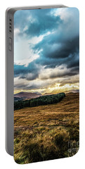 Portable Battery Charger featuring the photograph Higlands Wonders by Anthony Baatz