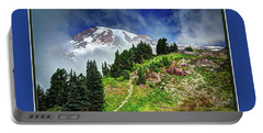 Hiking Rainier Portable Battery Charger