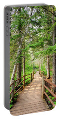 Hiking Trail Portable Battery Charger