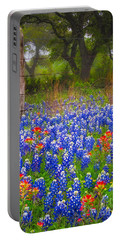Hill Country Forest Portable Battery Charger