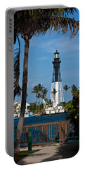 Hillsboro Inlet Lighthouse And Park Portable Battery Charger