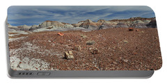 Hillside Hues Portable Battery Charger by Gary Kaylor