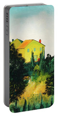 Hillside Romance Portable Battery Charger