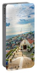 Hilltop Church Portable Battery Charger