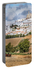 Hilltop Village Of Olvera Portable Battery Charger