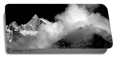 Himalayan Mountain Peak Portable Battery Charger