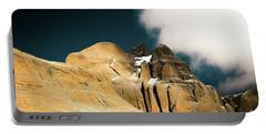 Himalayas Mountain Kailas Kora Tibet Yantra.lv Portable Battery Charger