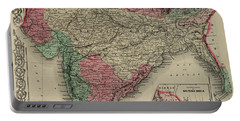 Hindoostan Or British India Portable Battery Charger