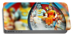 Hindu Deities Portable Battery Charger