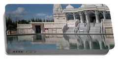 Hindu Temple Portable Battery Charger
