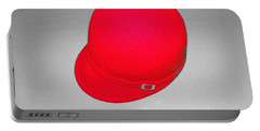 Hints Of Red - Hat Portable Battery Charger