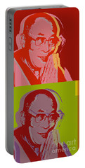 His Holiness The Dalai Lama Of Tibet Portable Battery Charger