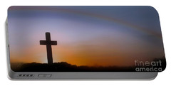Portable Battery Charger featuring the photograph His Promise by Benanne Stiens