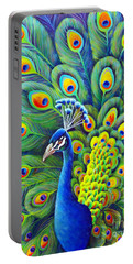 His Splendor Portable Battery Charger by Nancy Cupp