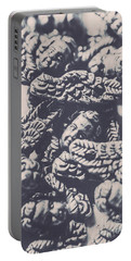 Historic Angel Abstract Portable Battery Charger
