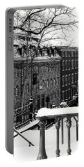 Portable Battery Charger featuring the photograph Historic Bethlehem Pa by DJ Florek