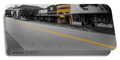 Historic Buford In Selective Color Portable Battery Charger
