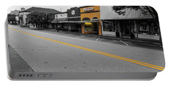 Portable Battery Charger featuring the photograph Historic Buford In Selective Color by Doug Camara
