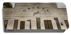 Historic Gruene Hall Portable Battery Charger