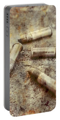 Portable Battery Charger featuring the photograph Historic Military Still by Jorgo Photography - Wall Art Gallery