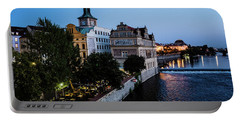 Historic Prague Portable Battery Charger