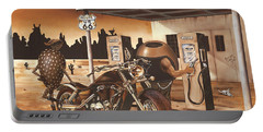 Historic Route 66 Portable Battery Charger