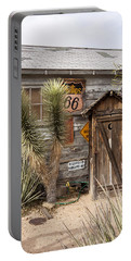 Historic Route 66 - Outhouse 1 Portable Battery Charger