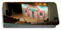 Historic Ryman Auditorium - Nashville, Tennessee Portable Battery Charger
