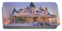 Historic Sidna Allen House Portable Battery Charger