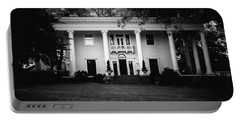 Portable Battery Charger featuring the photograph Historic Southern Home by Doug Camara