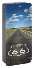 Historica Us Route 66 Arizona Portable Battery Charger