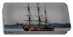 Hms Bounty  Portable Battery Charger