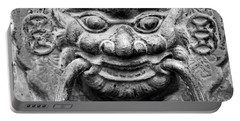 Ho Chi Minh City Door Knocker Portable Battery Charger by For Ninety One Days