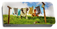 Hobbit Clothesline Portable Battery Charger
