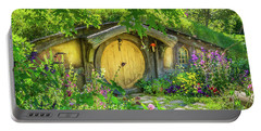 Hobbit Cottage Portable Battery Charger