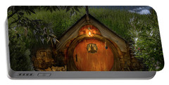 Hobbit Dwelling Portable Battery Charger