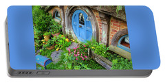 Hobbit Cottage And Garden Portable Battery Charger