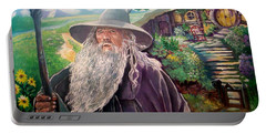 Hobbit Portable Battery Charger by Paul Weerasekera