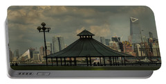 Hoboken, Nj -pier A Park Gazebo Portable Battery Charger