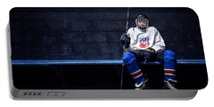 Hockey Strong Portable Battery Charger