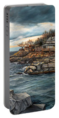Hodgkins Cove Gloucester Ma Portable Battery Charger